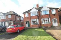 3 bed semi detached house to rent in Newfield Crescent...