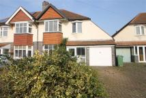 semi detached home in Shenstone Avenue...