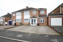 semi detached house for sale in Roundhills Road...