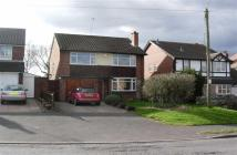 3 bed Detached home in Castle Road...