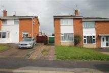 2 bed semi detached house in Cherry Orchard Avenue...