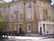 Apartment to rent in Argyle Street, Bath