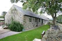 Barn Conversion for sale in Tyn y Groes, Conwy