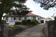 Detached Bungalow in Pen y Bryn Road...