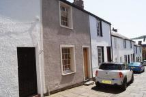 1 bed Terraced house in Llewelyn Sreet, Conwy