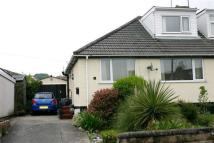 3 bed Semi-Detached Bungalow in Nant y Coed...