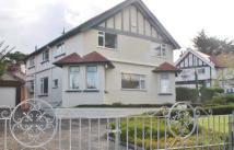 Detached property to rent in Gannock Park, Deganwy