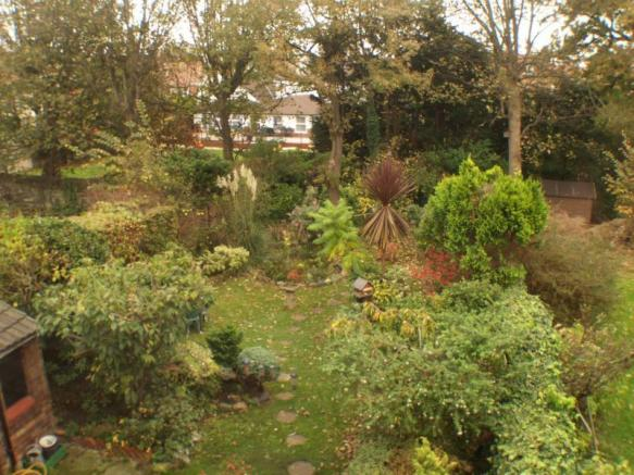 Further Garden View