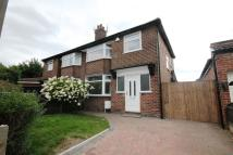 3 bed semi detached home to rent in Newbury Drive, Davyhulme...
