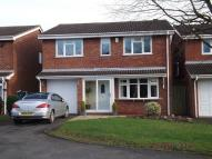3 bed Detached house in Springbrook Close...