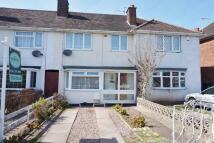Terraced property in Queslett Road...