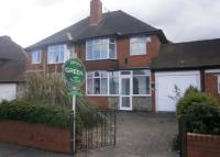 semi detached house for sale in Walsall Road