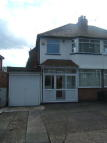 3 bedroom semi detached home to rent in Weymour Road, Harborne...