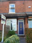 2 bed house in Wood Lane, Harborne...