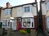 3 bed Terraced house in Grosvenor Road, Harborne...