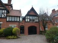 Studio flat to rent in Coach House...