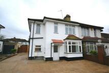 semi detached house in Kingsbury Road, Kingsbury