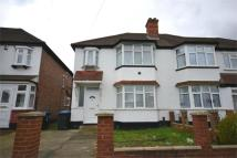 semi detached property in Carlton Avenue West...