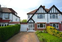 3 bed semi detached house for sale in Norval Road...
