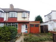 semi detached home for sale in Lynmouth Road, Greenford...