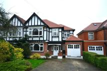 semi detached property in Paxford Road...