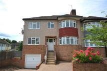 4 bedroom semi detached home for sale in Chaplin Road, Wembley...