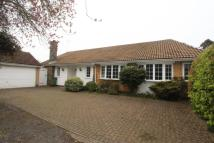 Detached Bungalow in Barry Close...
