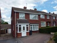 semi detached home in Cornwall Road, Wollaston