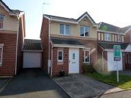 Detached house in Slater Close...