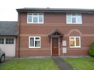 2 bed semi detached property in Beech Road, Tiverton...