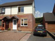 2 bed semi detached home in Chaffinch Drive...
