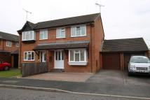 3 bed semi detached home to rent in Clare Drive, Tiverton