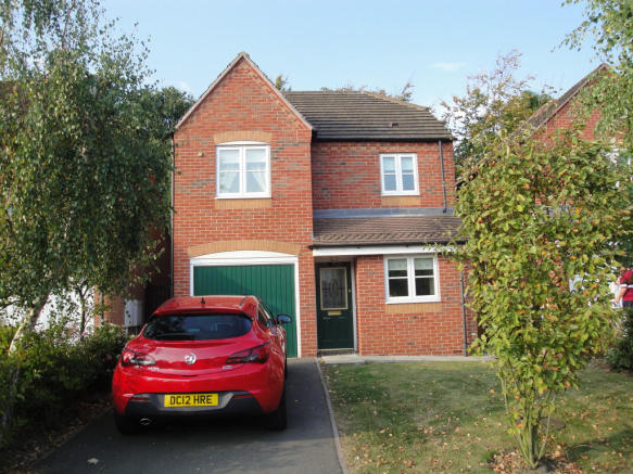 Bedroom Detached House To Rent In BRETBY HEIGHTS Swadlincote - Cool cars bretby