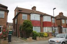3 bedroom semi detached property in Amberley Road...