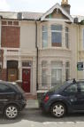 Terraced house in Bramshott Road, Southsea