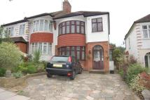 semi detached property to rent in St. Thomas Road, London...
