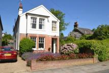 Detached house in Corder Road, Ipswich