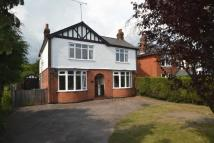 Detached home for sale in Woodbridge Road East...