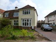 3 bedroom semi detached home in Shirley Drive, Worthing
