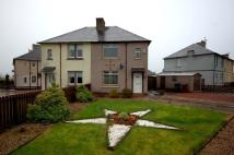semi detached property in Bent Crescent...