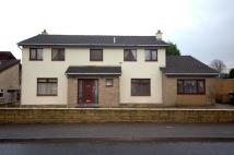 4 bedroom Detached home in Hunthill Road, Blantyre...
