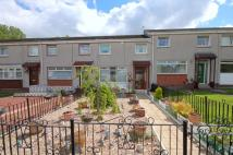 Terraced home in Pinwherry Place...