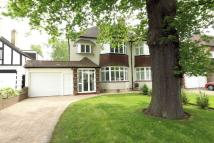 semi detached home in Park Langley