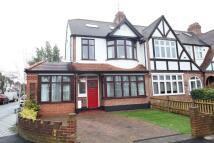 4 bed semi detached property in Beckenham