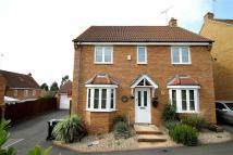 Detached home in Foundry Walk, Thrapston...