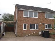 2 bedroom semi detached property to rent in Spinney Close, Thrapston...