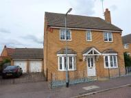 4 bedroom Detached property in Steel Close, Thrapston...