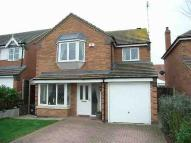 4 bedroom Detached property to rent in Clover Drive, Thrapston...