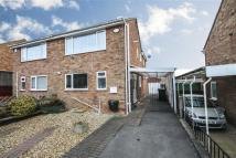 semi detached home to rent in Spinney Close, Thrapston...