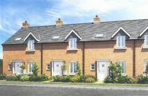 Terraced house for sale in The Sidings, Thrapston...